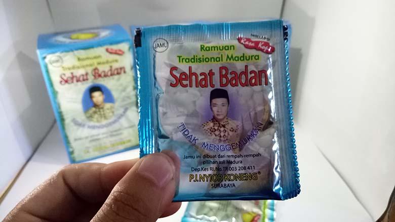 Jamu Sehat Badan Surabaya Harga Grosir
