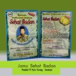Distributor Jamu Nyior Koneng Harga Murah