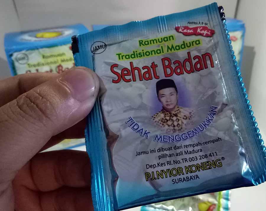 Distributor Jamu Sehat Badan Harga Grosir