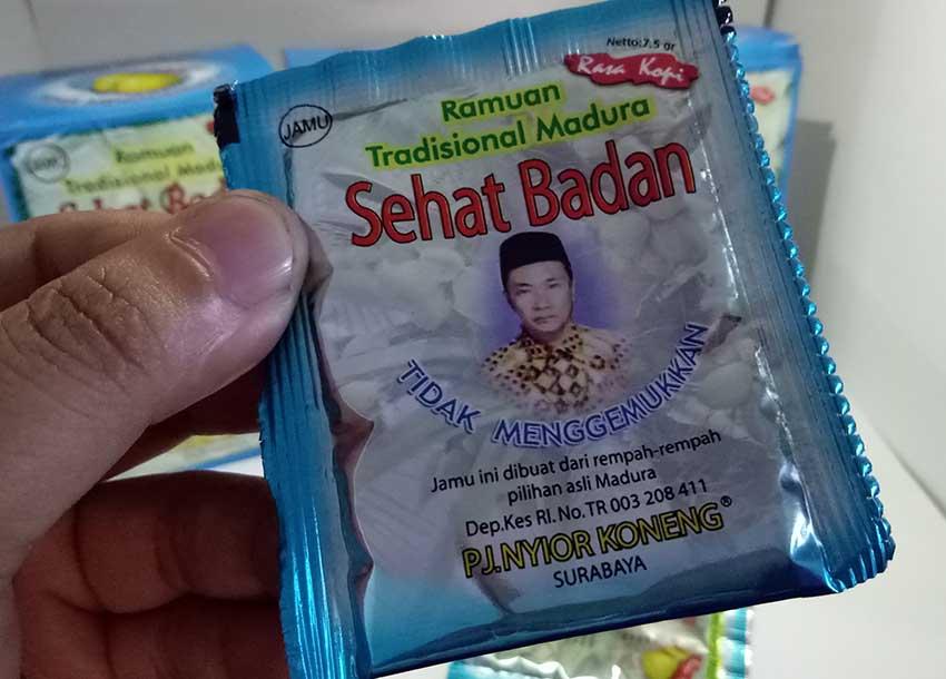 Jamu Nyior Koneng Surabaya Harga Grosir