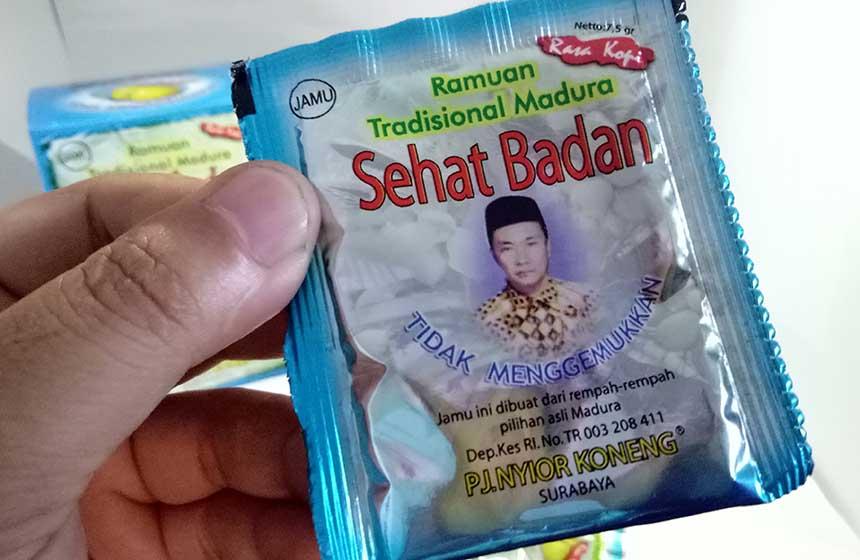 Jamu Sehat Badan Surabaya Harga Murah